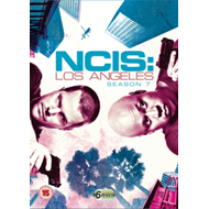 NCIS Los Angeles - Sesong 7 (UK-import) (DVD)