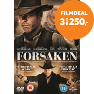 Produktbilde for Forsaken (UK-import) (DVD)