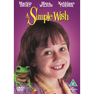 Produktbilde for A Simple Wish (UK-import) (DVD)