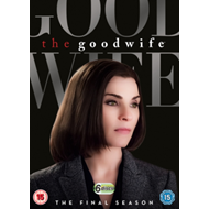 Good Wife: The Final Season (UK-import) (DVD)
