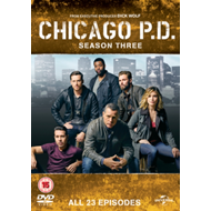 Chicago P.D.: Season Three (UK-import) (DVD)