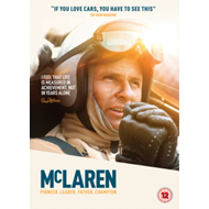 Produktbilde for Mclaren (UK-import) (DVD)