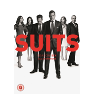 Produktbilde for Suits: Season Six (UK-import) (DVD)