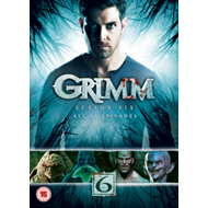 Produktbilde for Grimm: Season 6 (UK-import) (DVD)