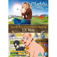 Charlotte's Web: 2-Movie Collection (UK-import) (DVD)