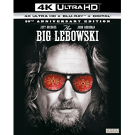 Produktbilde for The Big Lebowski (UK-import) (4K Ultra HD + Blu-ray)
