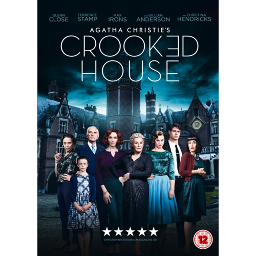 Agatha Christie's Crooked House (UK-import) (DVD)