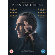 Phantom Thread (UK-import) (DVD)
