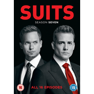 Produktbilde for Suits: Season Seven (UK-import) (DVD)