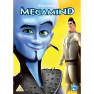 Produktbilde for Megamind (UK-import) (DVD)