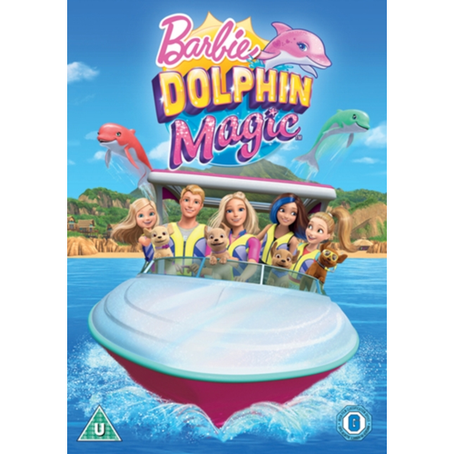 Barbie: Dolphin Magic (UK-import) (DVD)