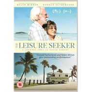 Leisure Seeker (UK-import) (DVD)