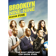 Brooklyn Nine-Nine - Sesong 5 (UK-import) (DVD)