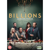 Billions: Season 3 (UK-import) (DVD)