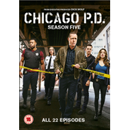 Chicago P.D.: Season Five (UK-import) (DVD)