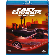 Fast And The Furious (UK-import) (4K Ultra HD + Blu-ray)