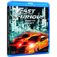 Produktbilde for The Fast And The Furious: Tokyo Drift (UK-import) (4K Ultra HD + Blu-ray)