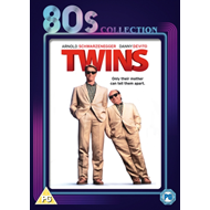 Produktbilde for Twins - 80s Collection (UK-import) (DVD)
