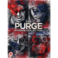 Purge: 4-Movie Collection (UK-import) (DVD)
