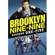 Brooklyn Nine-Nine: Seasons One - Five (UK-import) (DVD)