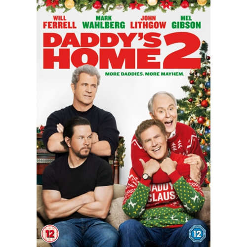 Daddy's Home 2 (UK-import) (DVD)