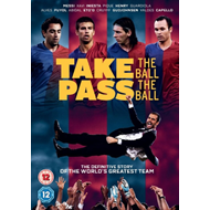 Produktbilde for Take The Ball, Pass The Ball: The Making Of The Greatest Team... (UK-import) (DVD)