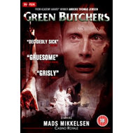 Produktbilde for Green Butchers (UK-import) (DVD)