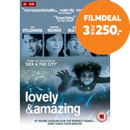 Produktbilde for Lovely And Amazing (UK-import) (DVD)