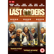 Produktbilde for Last Orders (UK-import) (DVD)