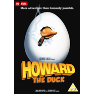 Howard The Duck (UK-import) (DVD)