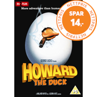 Produktbilde for Howard The Duck (UK-import) (DVD)