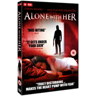 Alone With Her (UK-import) (DVD)