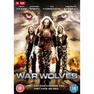 Produktbilde for War Wolves (UK-import) (DVD)