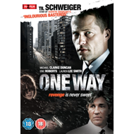 Produktbilde for One Way (UK-import) (DVD)