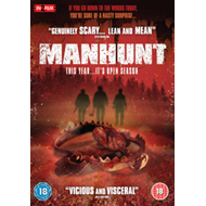 Produktbilde for Manhunt (UK-import) (DVD)