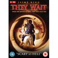 Produktbilde for They Wait (UK-import) (DVD)
