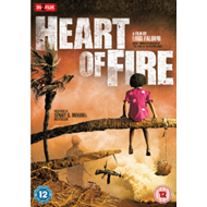 Heart Of Fire (UK-import) (DVD)