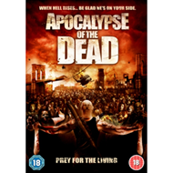 Produktbilde for Apocalypse Of The Dead (UK-import) (DVD)