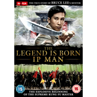 Legend Is Born - Ip Man (UK-import) (DVD)