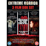 Extreme Horror (UK-import) (DVD)