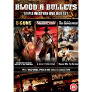 Blood And Bullets Collection (UK-import) (DVD)