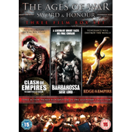 Produktbilde for The Ages Of War - Sword And Honour (UK-import) (DVD)