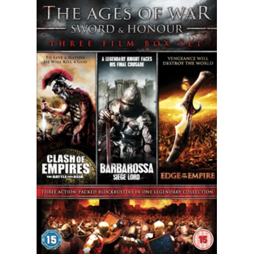 The Ages Of War - Sword And Honour (UK-import) (DVD)