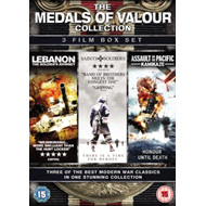 Produktbilde for The Medals Of Valour Collection (UK-import) (DVD)