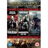 Medieval Epics: Legends Of The Sword Collection (UK-import) (DVD)