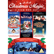 Christmas Magic Collection (UK-import) (DVD)