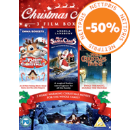 Produktbilde for Christmas Magic Collection (UK-import) (DVD)