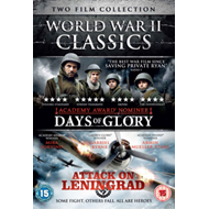 World War II Classics (UK-import) (DVD)