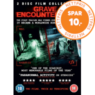 Grave Encounters/Grave Encounters 2 (UK-import) (DVD)