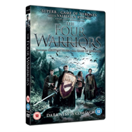 Four Warriors (UK-import) (DVD)